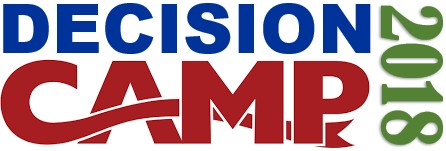 Decision Camp 2018 logo